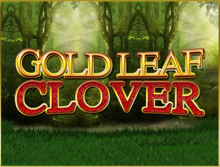 Gold Leaf Clover Online Slot Game