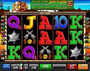 Gold Strike Online Fruit Machine Game