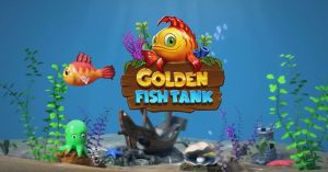 Golden Fish Tank Free Slot Machine Game