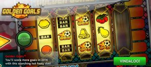 Golden Goals Free Slot Machine Game
