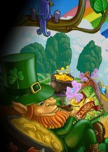 Golden Shamrock Online Slot Game
