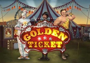 Golden Ticket Online Slot Game