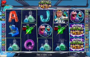 Greener Pasteur Free Slot Machine Game