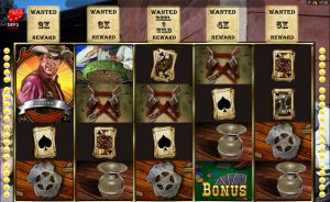 Gun Smoke Free Slot Machine Game