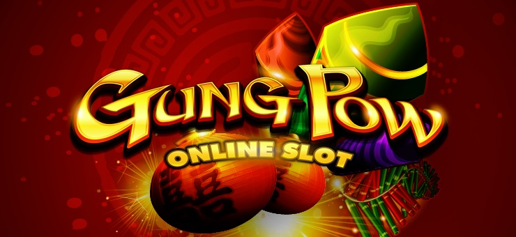 Gung Pow Slot Machine Game