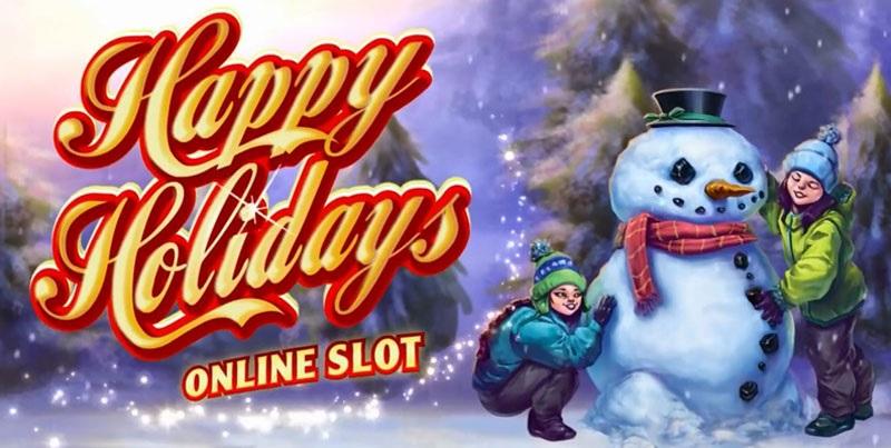Happy Holidays Games