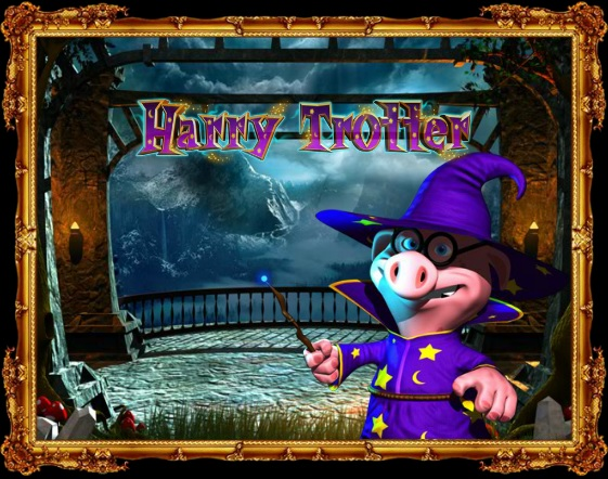 Harry Trotter the Pig Wizard Slots - Play Online for Free