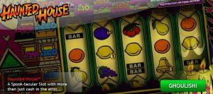 Haunted House Free Slot Machine Game