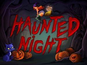 Haunted Night Free Slot Machine Game