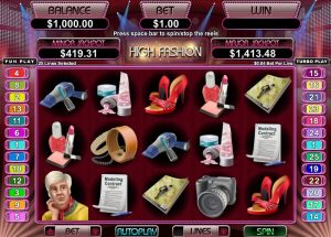 High Fashion Online Slot