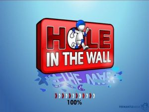 Hole In The Wall Free Slot Machine Game