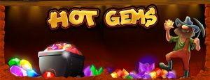 Hot Gems Fruit Machine Game