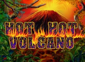 Hot Hot Volcano - Volcano Eruption Online Slot Game