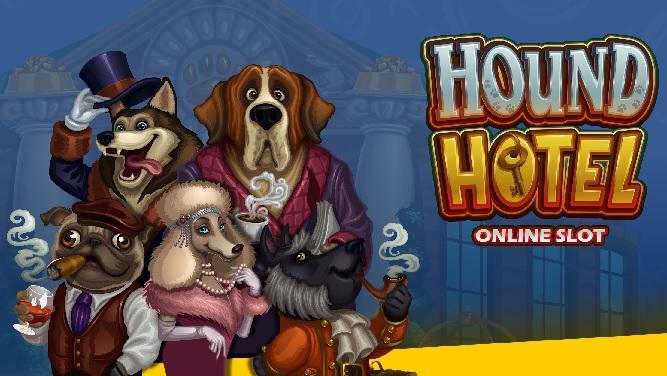 Hound Hotel Online Slot Game