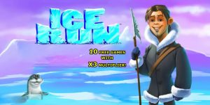 Ice Run Free Slot Machine Game