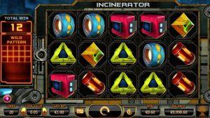 Incinerator Online Slot Game