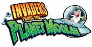 Invaders from the Planet Moolah Online Slot