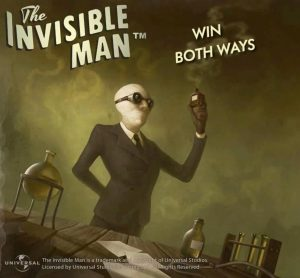 Invisible Man Free Slot Machine Game