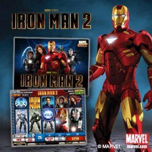 Iron Man 2 50 Lines Online Slot Game