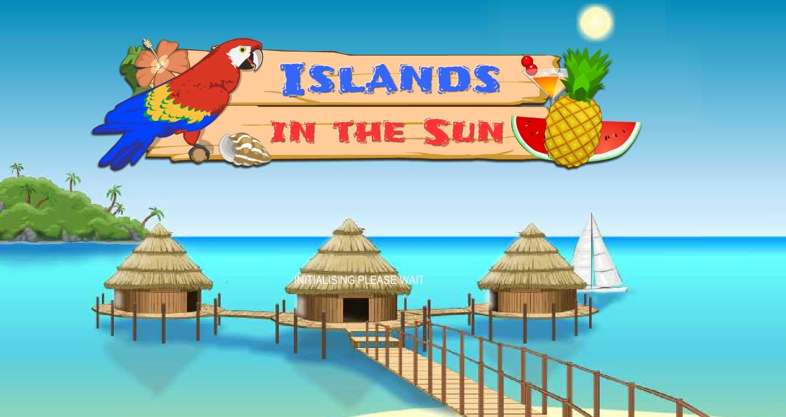 Islands in the Sun Slot - Play OpenBet Slots Online for Free