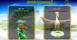 Jacks Beanstalk Online Slot Game
