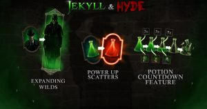 Jekyll and Hyde Free Slot Machine Game