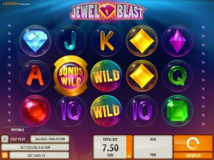 Jewel Blast Online Slot Game