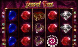 Jewel Box Free Fruit Machine Game