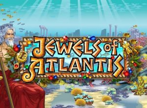 Jewels of Atlantis Online Slot