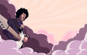 Jimi Hendrix Slot Machine Game