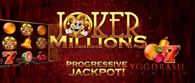 Joker Millions Slot Game