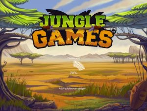 Jungle Games Online Slot Game
