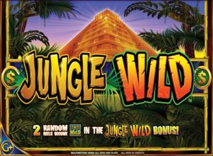 Jungle Wild Fruit Machine Game