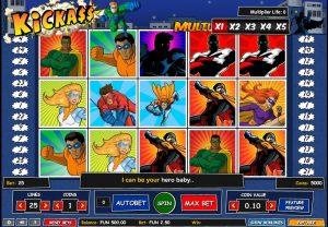 Kickass Free Slot Machine Game