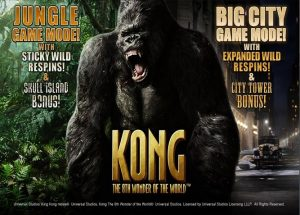 Kong The Eighth Wonder Of The World Online Slot Game