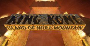 Kink Kong Island of Skull Mountain Online Slot Game