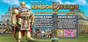 Kingdom of Wealth Free Slot Game