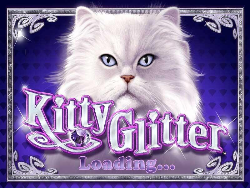 Kitty Glitter Free Slot Game