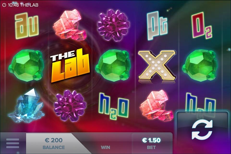 Lab Online Slot Game
