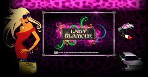 Lady Glamour Online Slot
