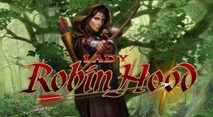 Lady Robin Hood Free Slot Machine Game