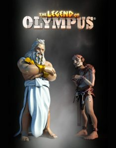Legend of Olympus Free Online Slot Game