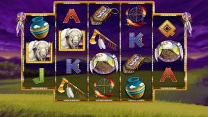 Legend of the White Buffalo Online Slot