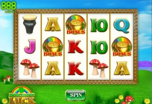 Leprechauns Luck Online Slot Game