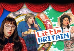 Little Britain Free Slot Machine Game