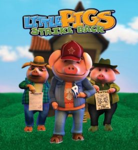 Little Pigs Strike Back Free Slot Machine Game
