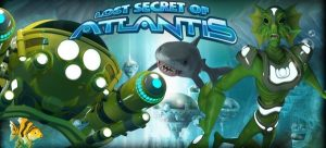 Lost Secrets of Atlantis Online Slot