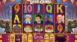 Love Guru Free Slot Machine Game