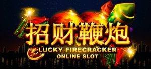 Lucky Firecracker Fruit Machine Game