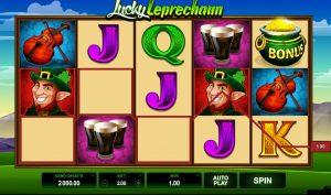 Lucky Leprechaun Online Slot